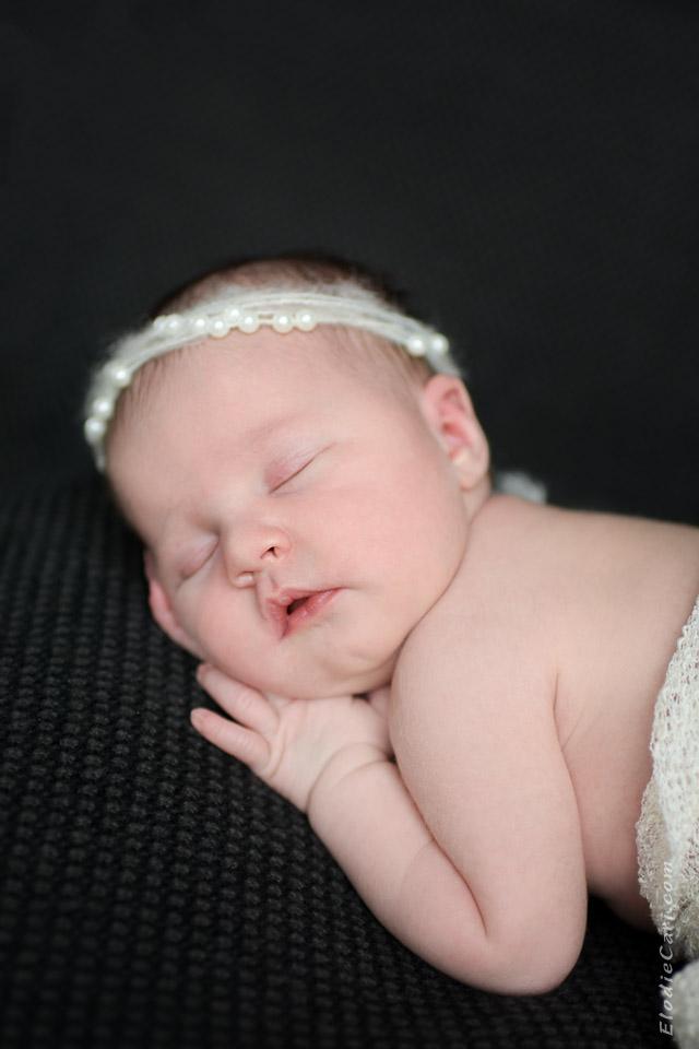 bébé perles dodo noir blanc