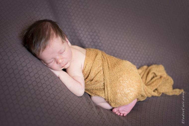 photographe bébé nouveau-né alsace naissance moutarde