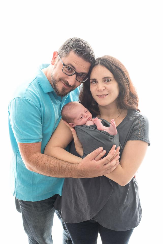famille contrejour naissance
